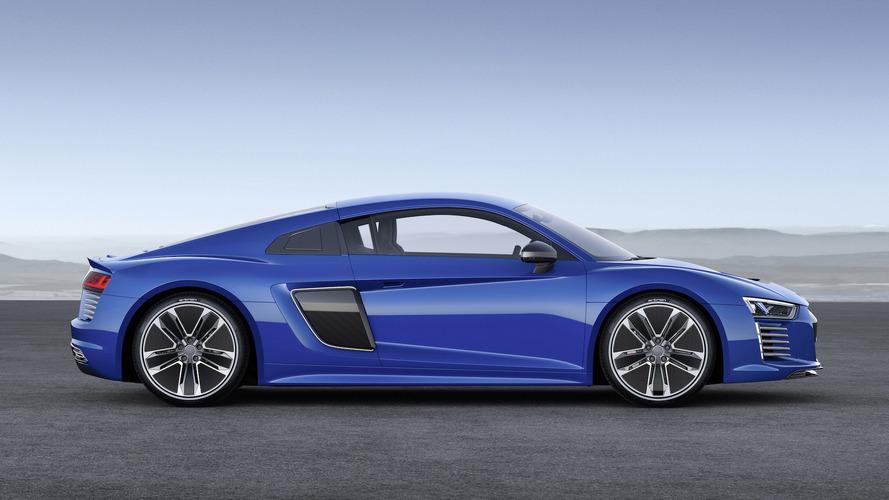 La super-sportive électrique d'Audi n'est plus très loin