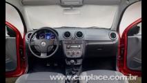Este é o NOVO GOL!! Volkswagen divulga primeira foto oficial do novo geração 5