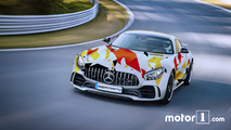 Alemania: Mercedes-AMG GT