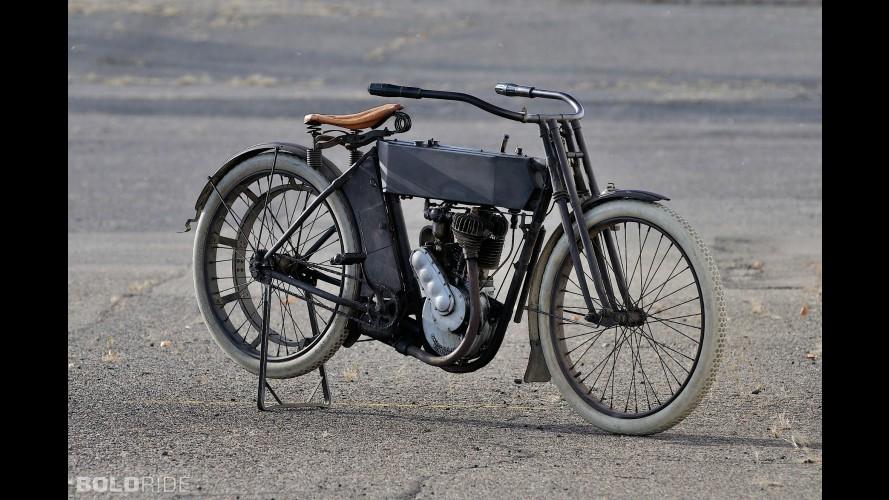 Harley-Davidson 7-A Single Cylinder