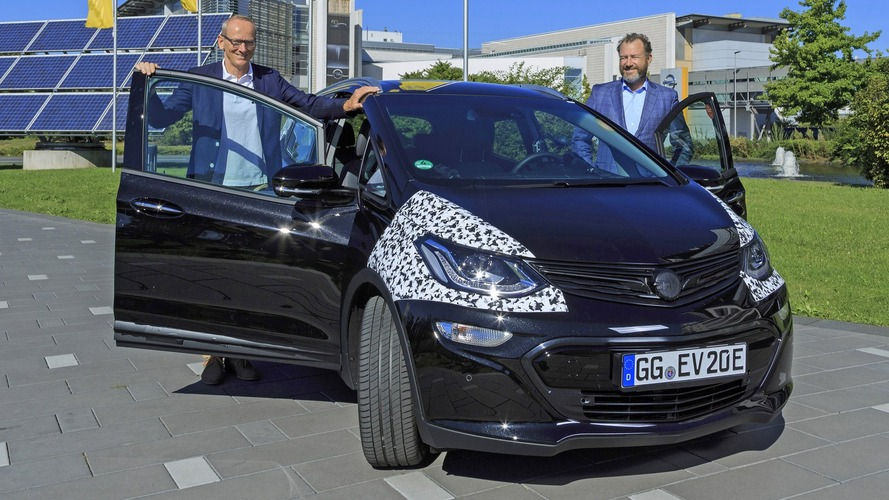 Opel Ampera-e will shake up EV market, say GM bosses