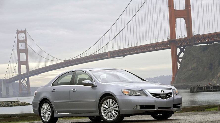 Next-generation Acura RL to feature NSX technology - report