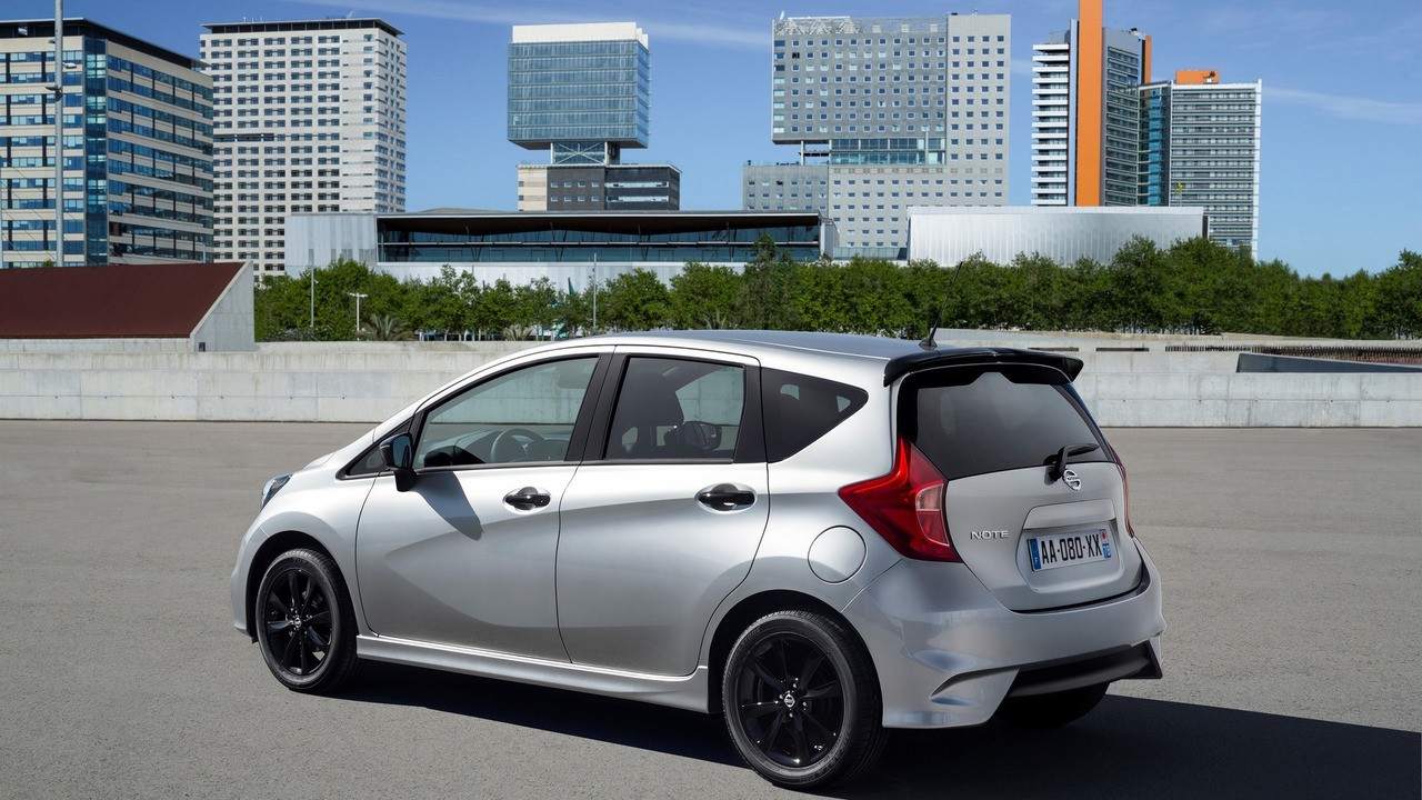 Nissan Note'a Black Edition geliyor