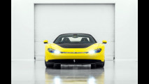 Ferrari Sergio, la 458 Spider specialissima