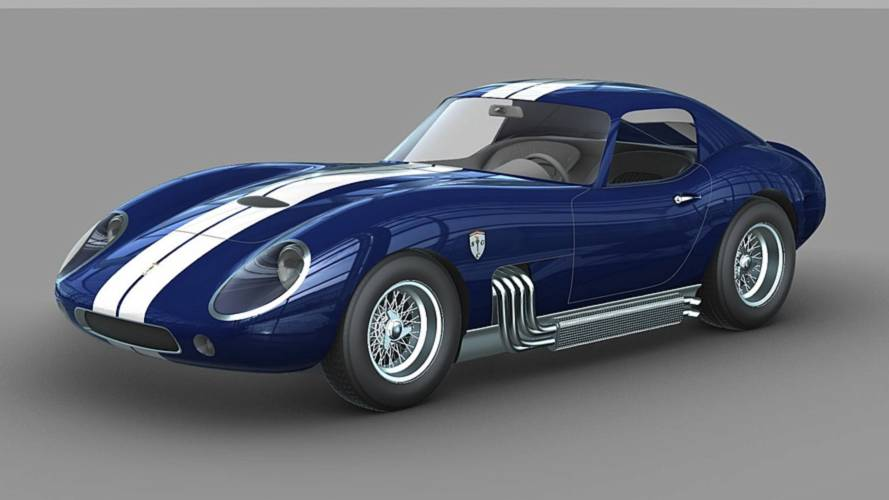 Glickenhaus Drops New Teaser For Retro-Themed Sports Car
