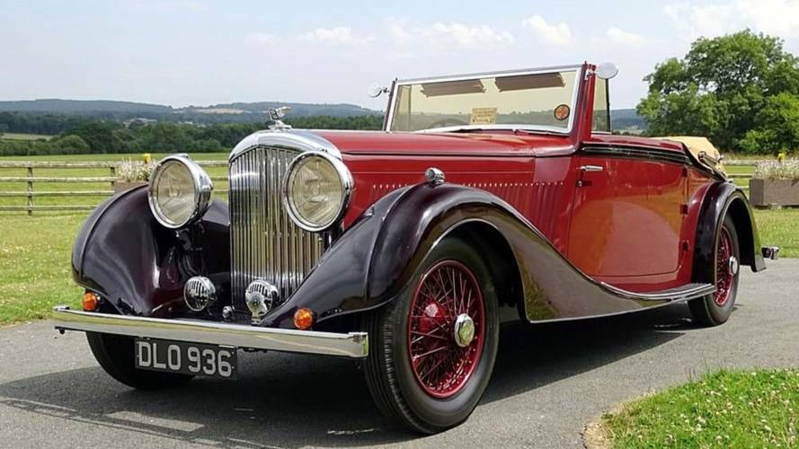 Could This Be The Best-Preserved Derby Bentley In Existence?