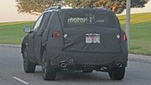 Honda Passport SUV Spy Photo