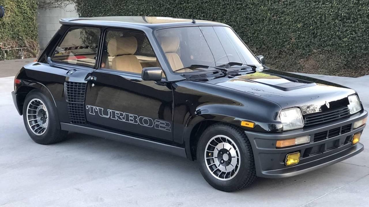 une sublime renault 5 turbo 2 evolution vendre. Black Bedroom Furniture Sets. Home Design Ideas