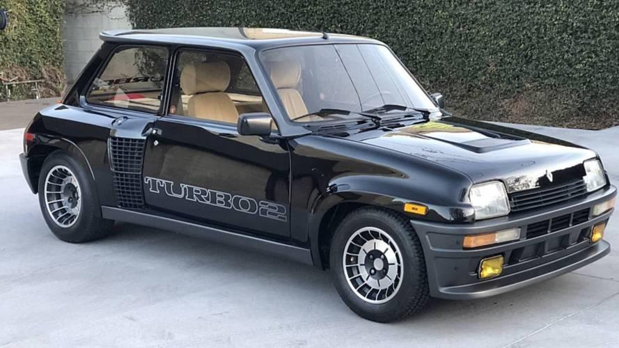 une sublime renault 5 turbo 2 evolution vendre. Black Bedroom Furniture Sets. Home Design Ideas