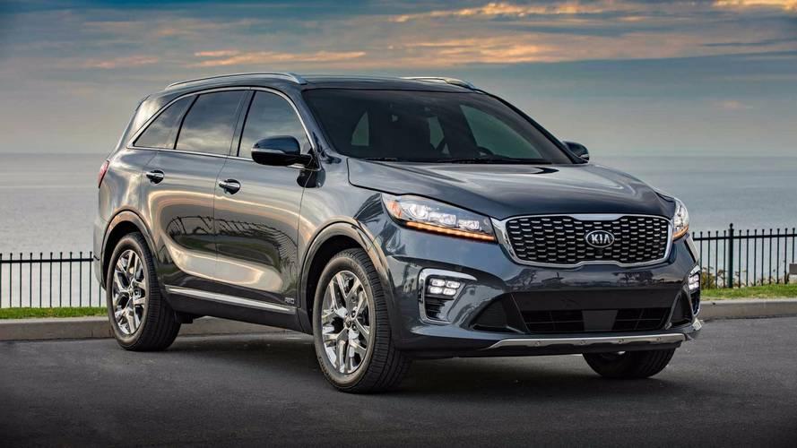 2019 Kia Sorento makyajı SUV'u pazarda tutacak