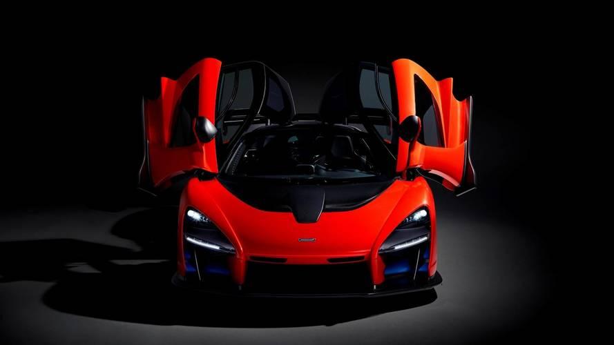 El último McLaren Senna, subastado por 2,67 millones de dólares