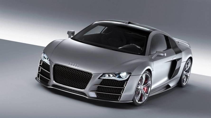 Unuttuğumuz Konseptler: Audi R8 V12 TDI