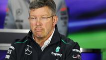 Ross Brawn (GBR) Mercedes AMG F1 Team Principal