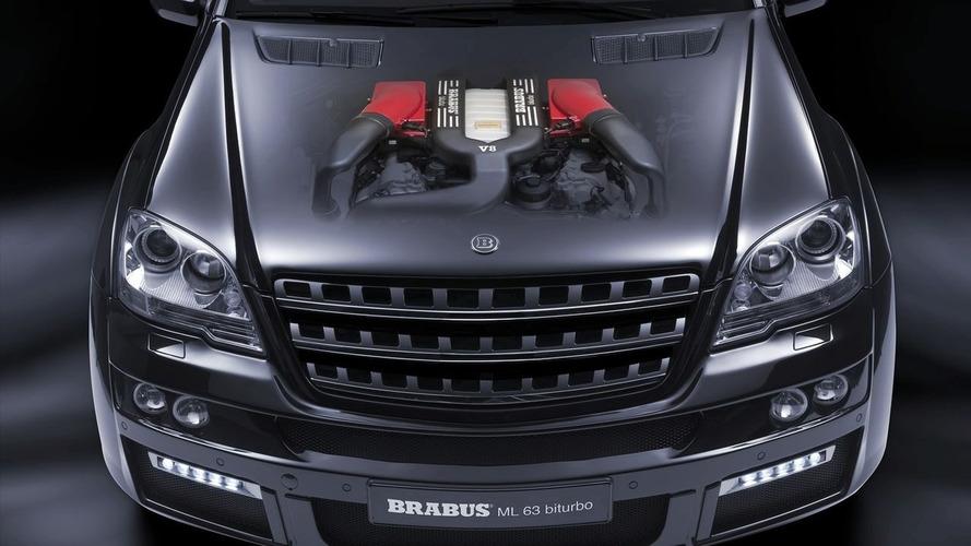 BRABUS ML 63 Biturbo with 650hp Unleashes in Geneva
