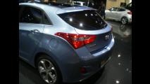 La Hyundai i30 vista dal vivo a Francoforte