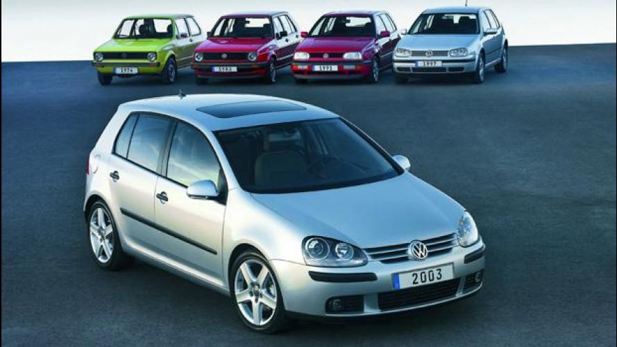 Volkswagen Golf, tante occasioni nell'usato