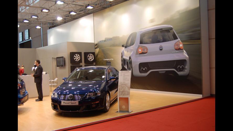 Volkswagen al My Special Car Show 2008