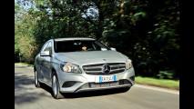 Mercedes Classe A 180 CDI BlueEfficiency Executive - TEST
