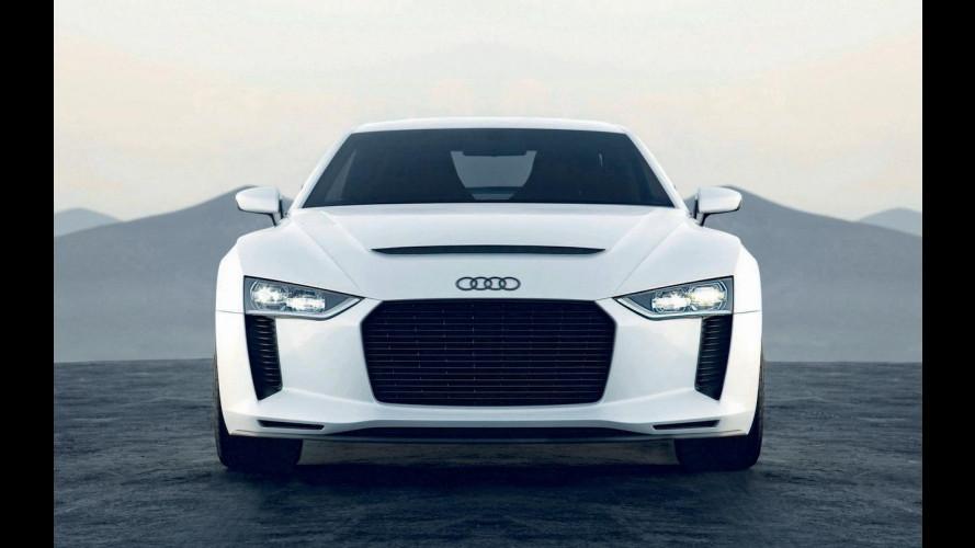 Audi Quattro Concept: pronta nel 2013