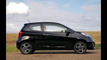 Kia Picanto 3 porte: anteprima in UK