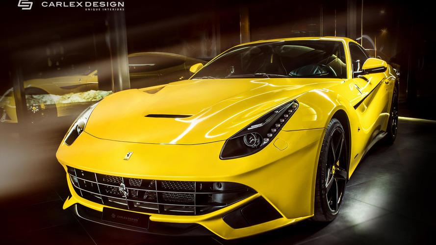 Tuning - Carlex Design habille la Ferrari F12berlinetta