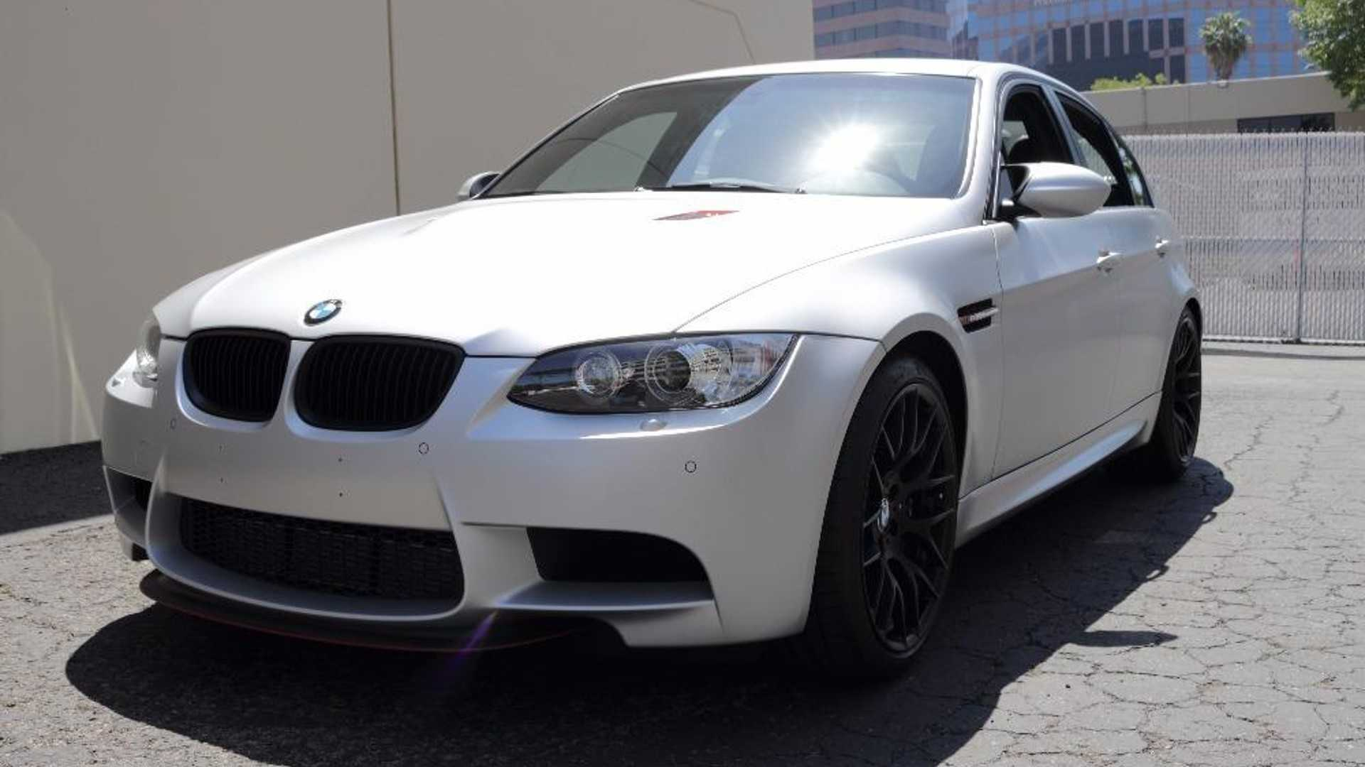 Is This Rare And Barely Driven BMW M3 CRT For Sale Worth $300k?