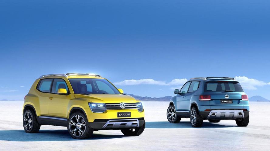 Volkswagen Taigun concept returns in additional photos and video