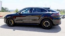 2020 Porsche Cayenne Coupe Spy Photo