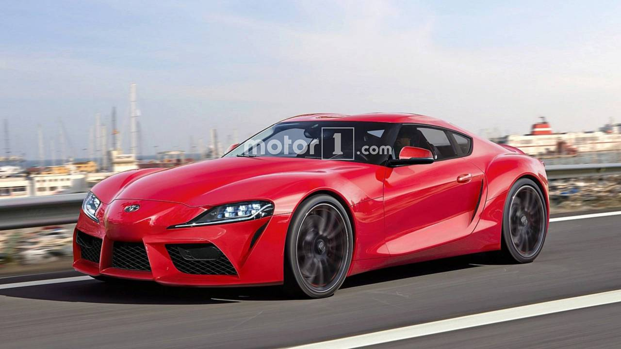 2019 Toyota Supra Confirmed To Offer A Four Cylinder Option