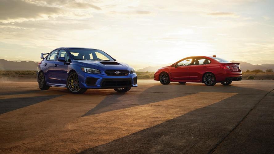 2019 Subaru WRX STI'ın gücü arttı