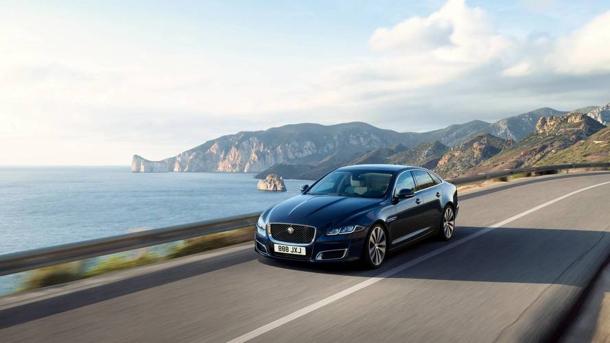 2018 Jaguar XJ50