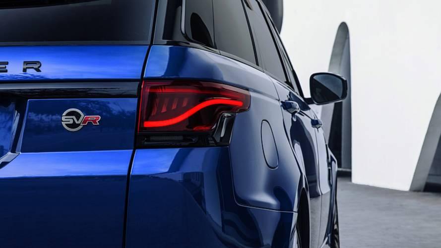 New Range Rover Sport Lights Glohh In The Dark