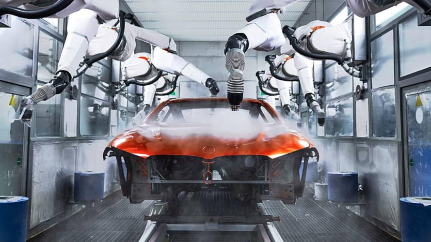 BMW investit un milliard d'euros en Hongrie pour la construction d'une usine