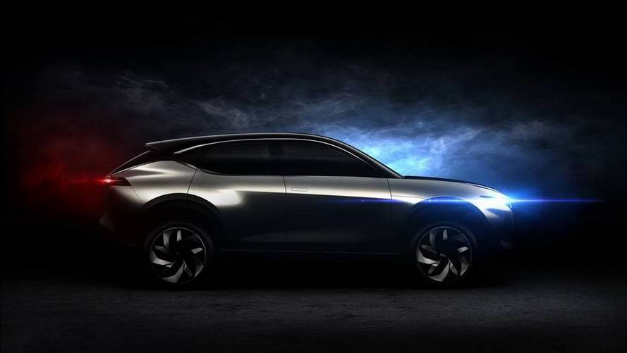 Pininfarina Teases Fully Electric K350 SUV Ahead Of April 25 Debut