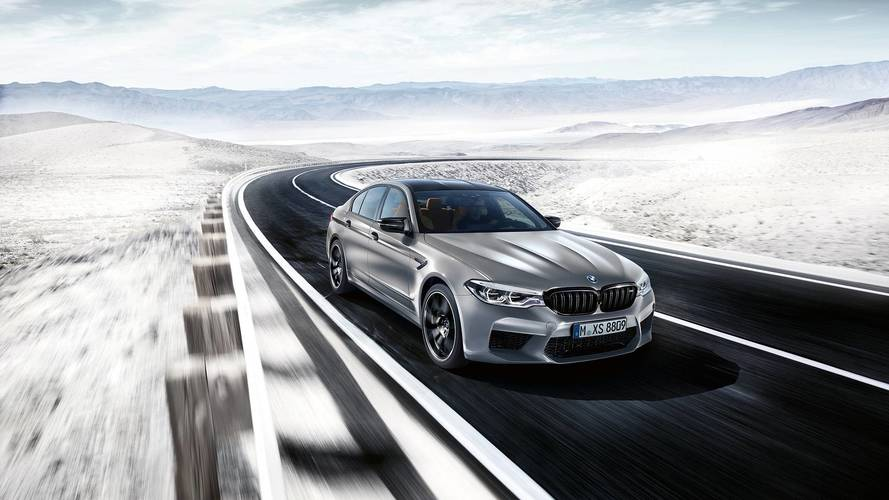 BMW M5 Competition 2018: la berlina deportiva alcanza un nuevo nivel
