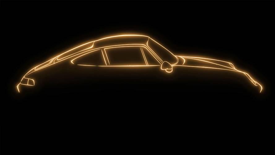 Teaser - Porsche Classic Project Gold
