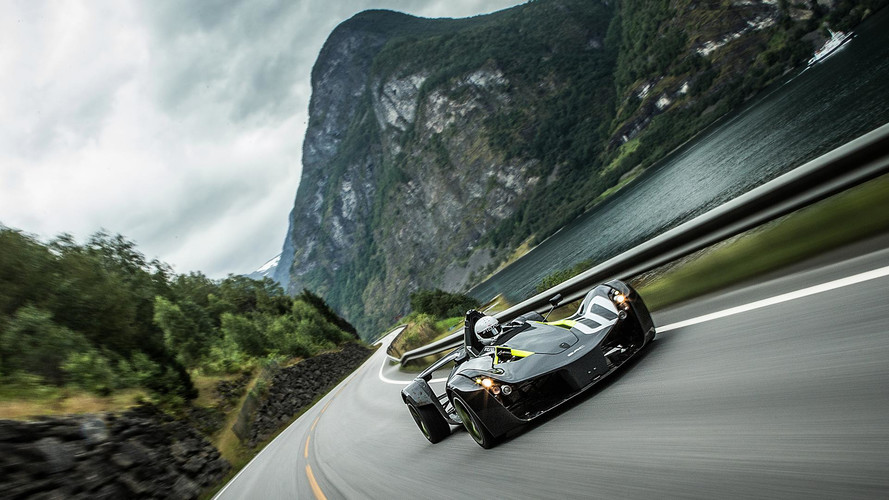 BAC Mono goes on sale in first official US dealership