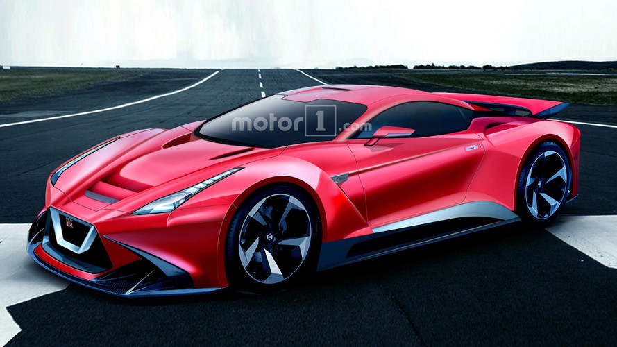 Is This Next-Gen Nissan GT-R R36 Render Plausible?
