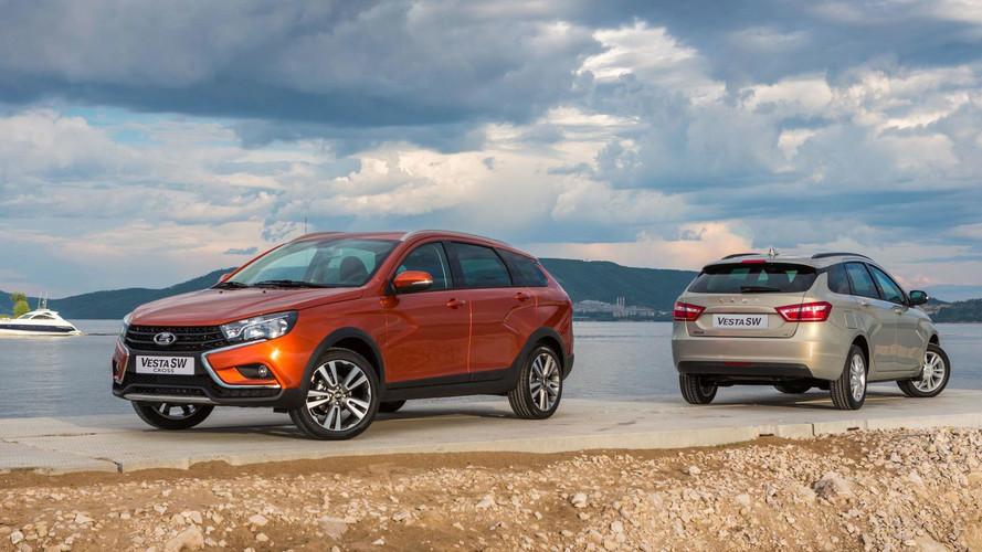 Oroszországban már kapható a Lada Vesta SW és SW Cross - árak