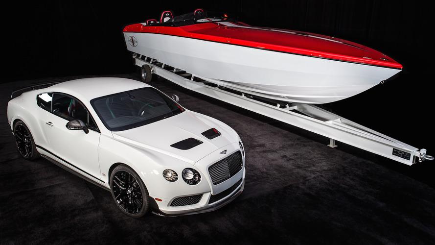 300 örnekten biri olan Bentley Continental GT3-R satışta