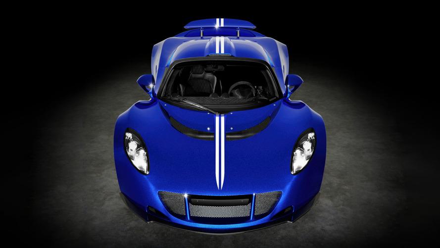 PHOTOS - Hennessey Venom GT, une dernière pour la route