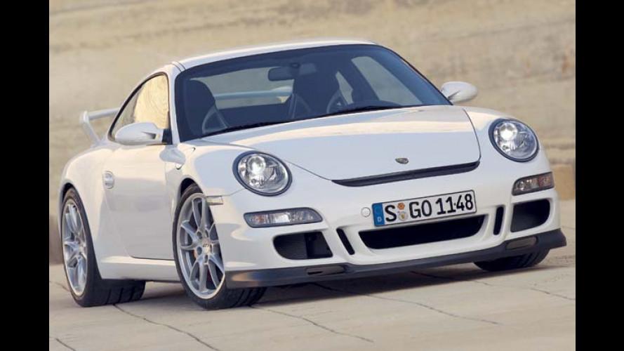 Porsche dreht mächtig auf: Premiere des neuen 911 GT3