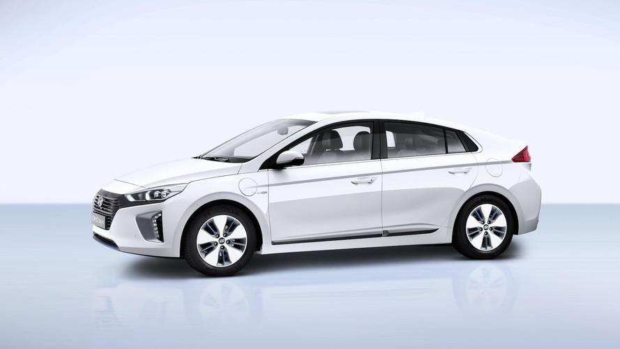 Primera prueba Hyundai IONIQ Híbrido-enchufable 2017