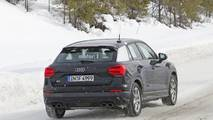 2019 Audi SQ2 spy photo