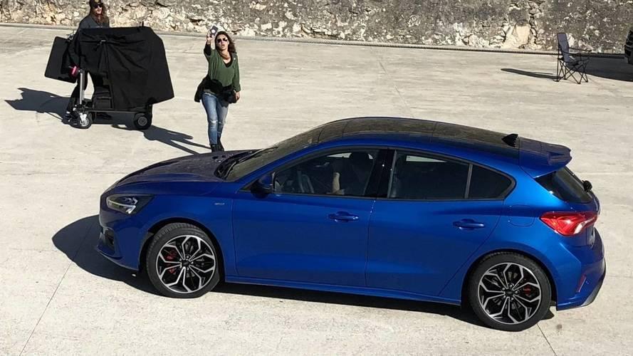 La nouvelle Ford Focus se montre avant l'heure !