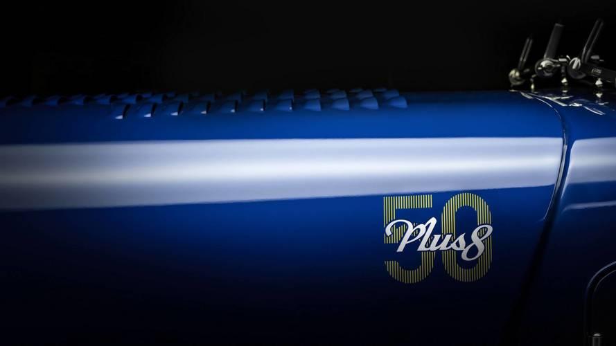 Morgan Plus 8 50 Aniversario reader
