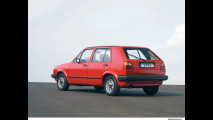 Volkswagen Golf, le foto storiche 009