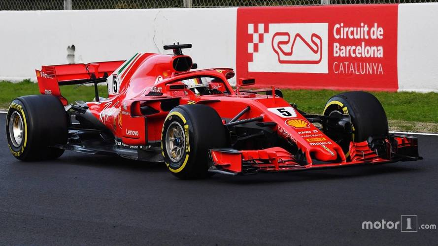 Vettel: F1's Penalty Culture Stopping Us Racing