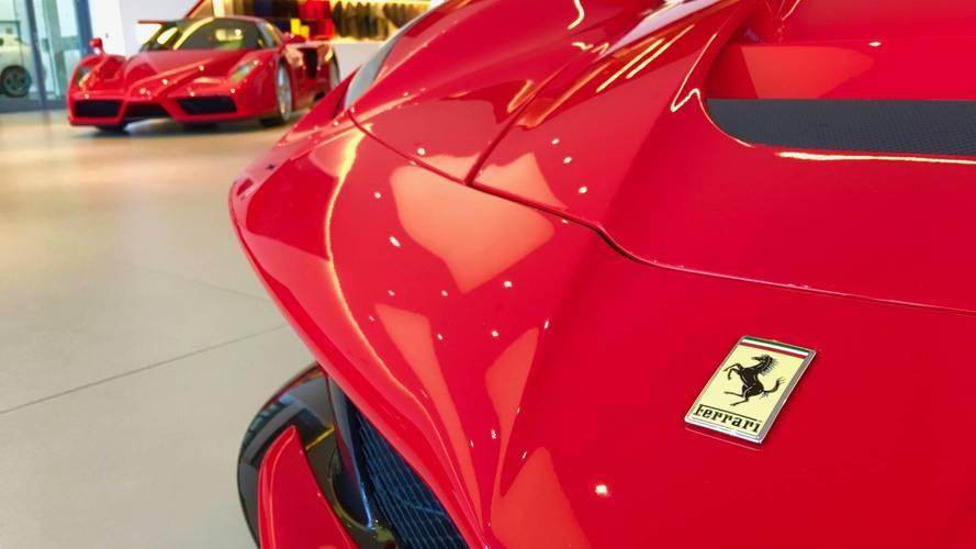 A Ferrari történetének legerősebb V8-asával jön a 488 GTO