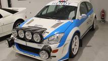 El Ford Focus WRC de McRae, a subasta